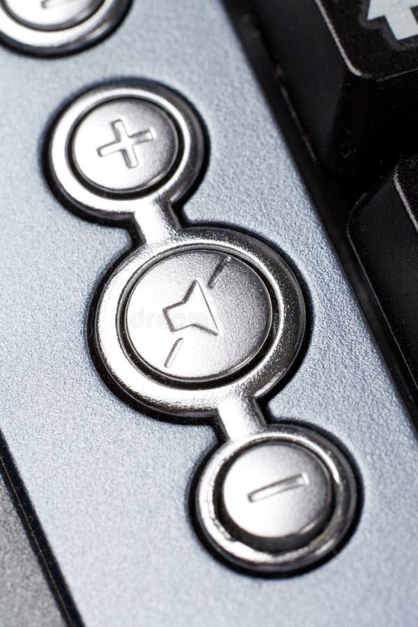 Download Speaker Volume Control Key Royalty Free Stock Photos - Image: 11368788