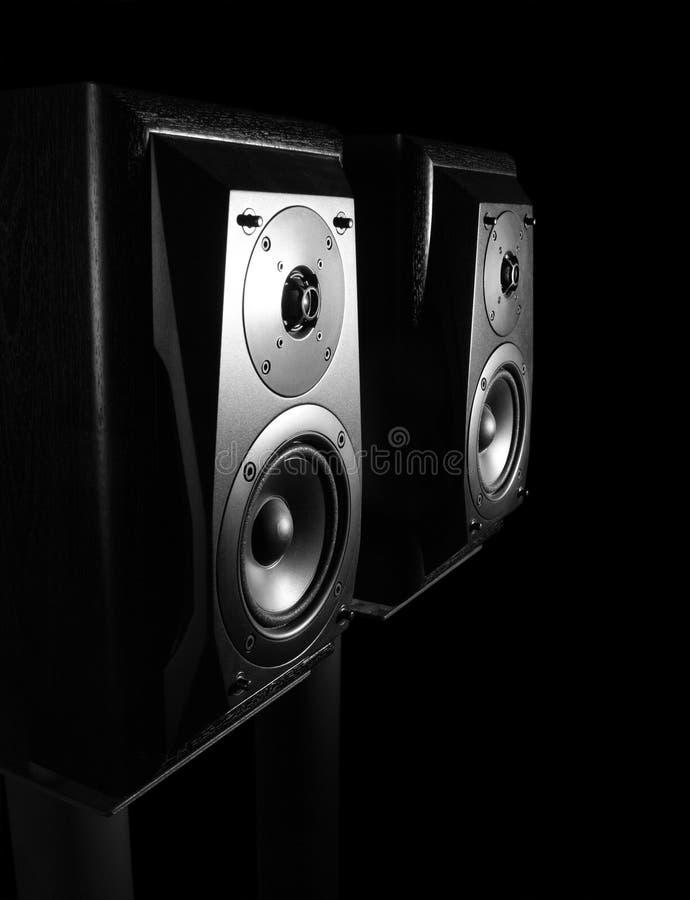 Download Speakers. stock image. Image of equipment, copy, speaker - 13424241