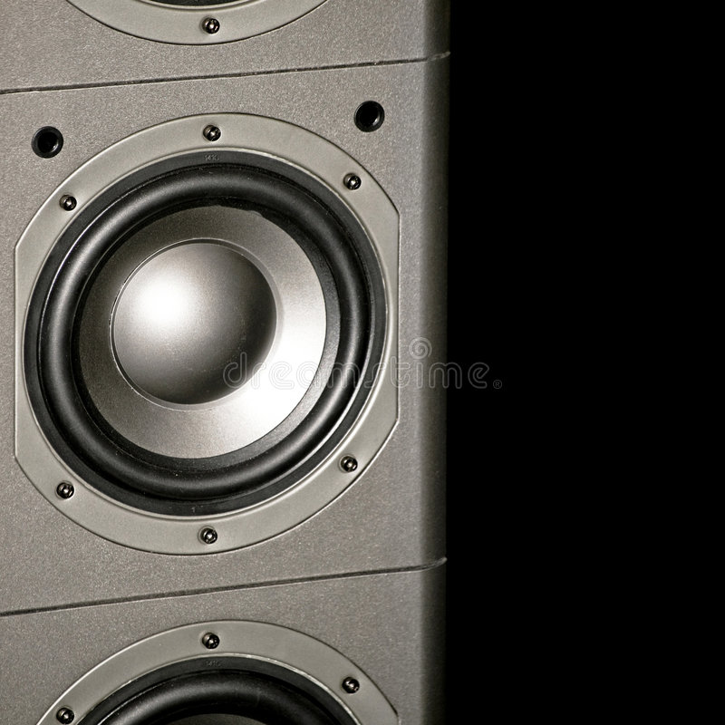 Download Speakers stock photo. Image of electronic, noise, volume - 6530520
