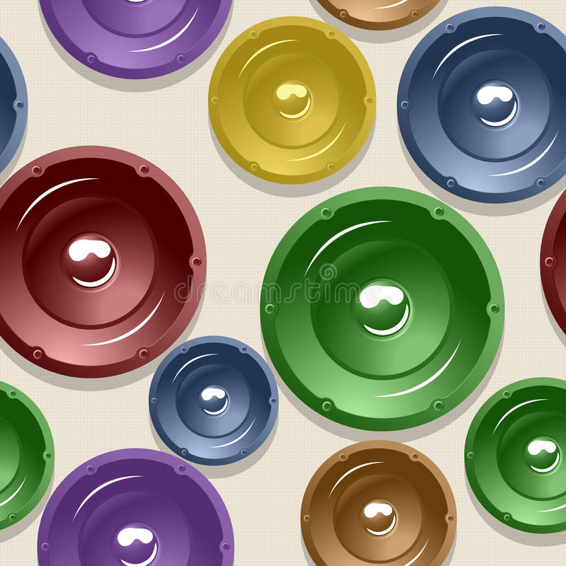 Download Speakers Pattern Stock Images - Image: 24129354