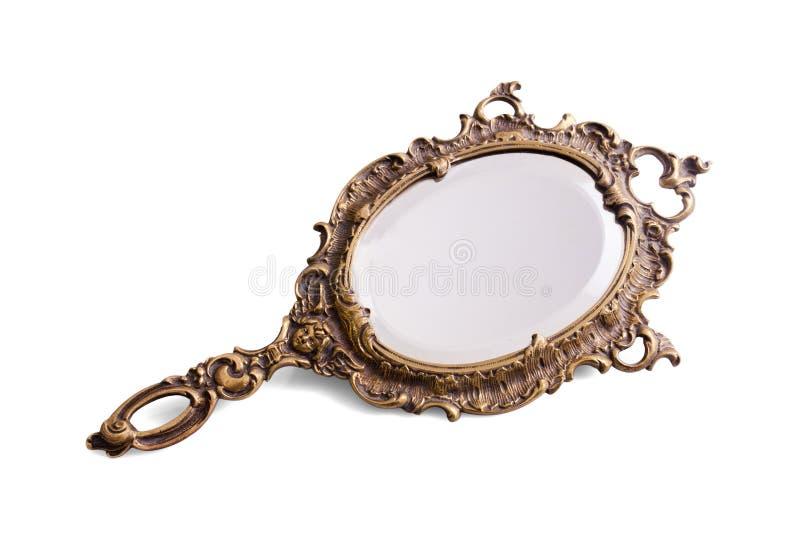 Specchio fotografia stock