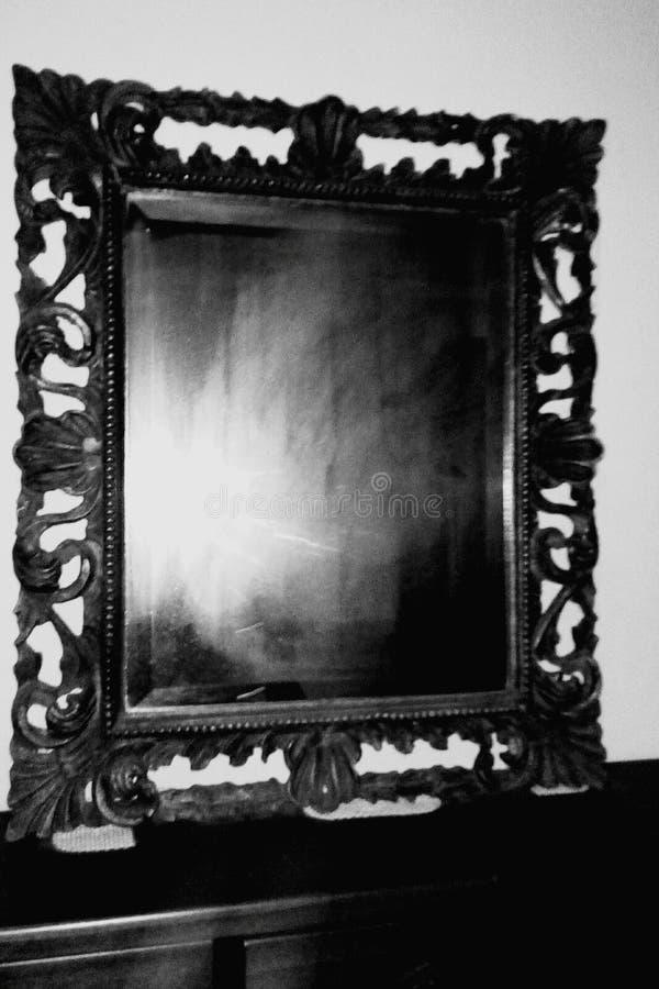specchio fotografie stock libere da diritti