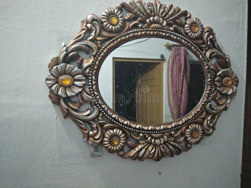 Specchio artistico fotografie stock libere da diritti