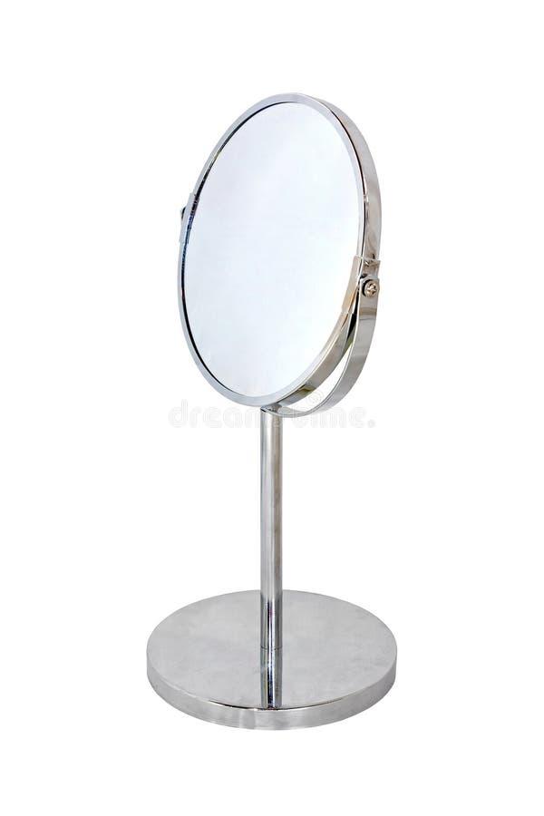 Specchio cosmetico fotografie stock