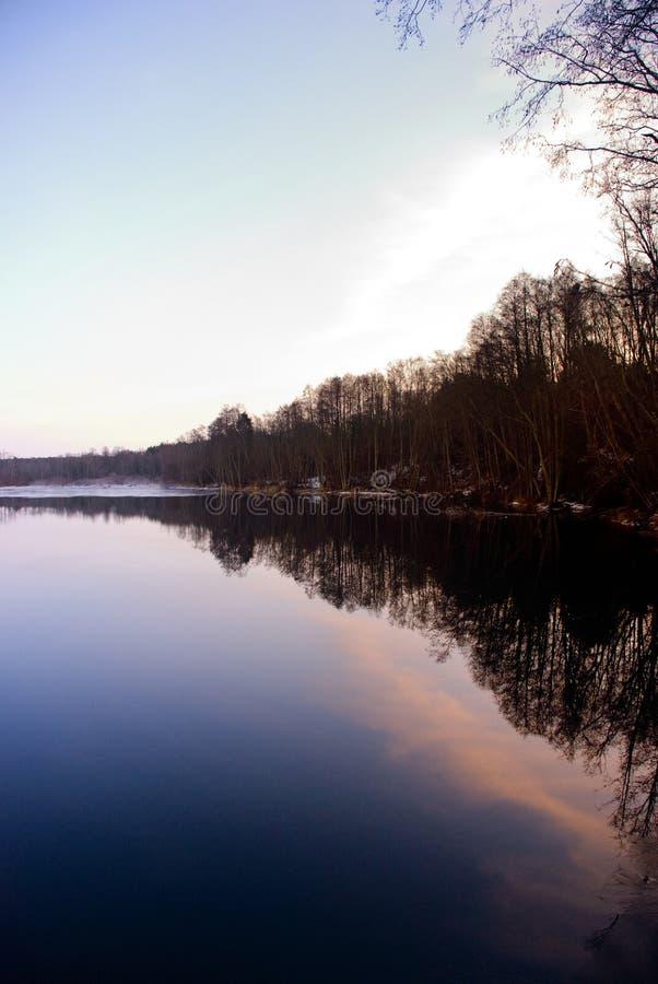 Specchio dell'acqua immagine stock libera da diritti