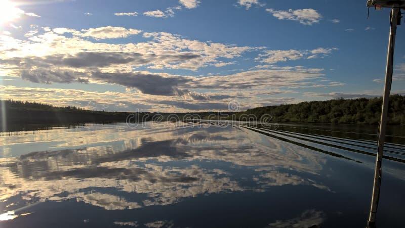Specchio dell'acqua immagini stock