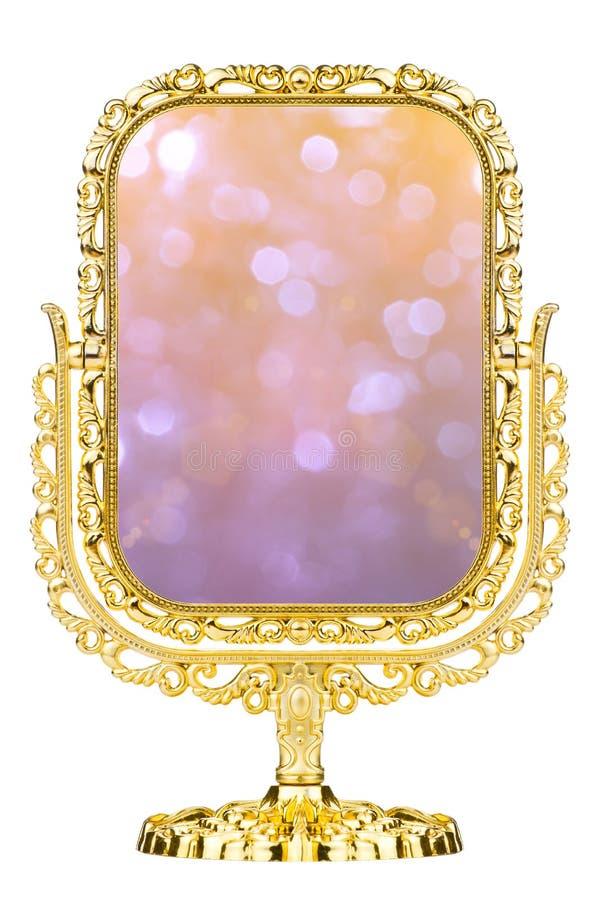 Specchio magico fotografia stock