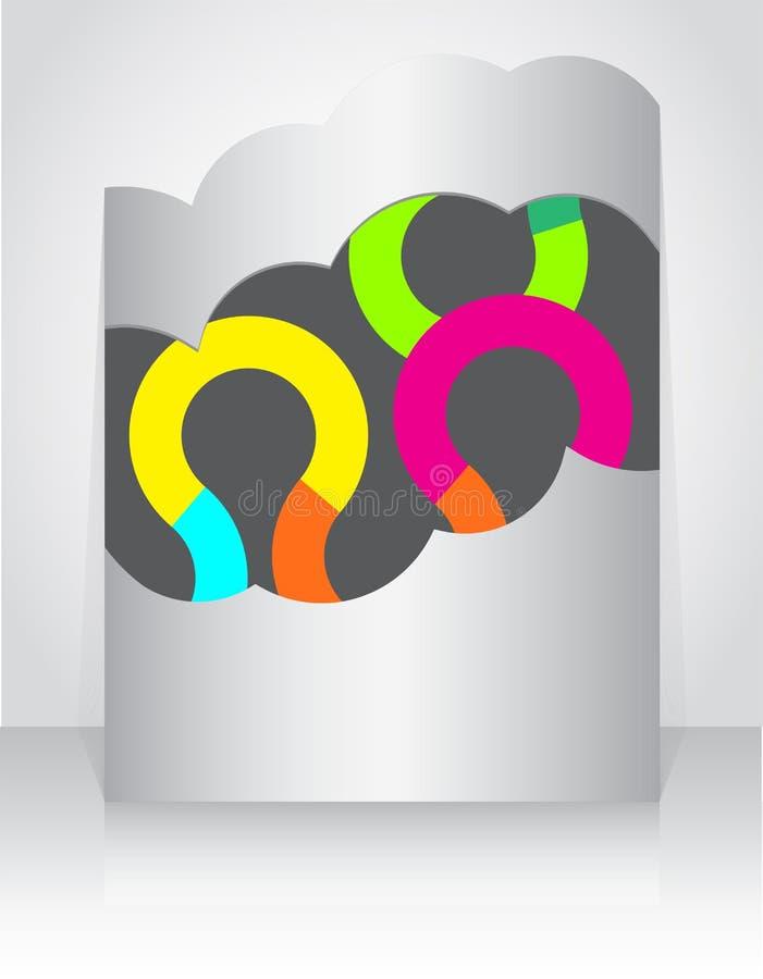 Special flyer design vector illustration
