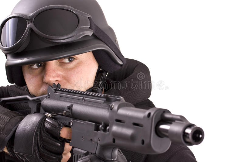 Special forces stock images