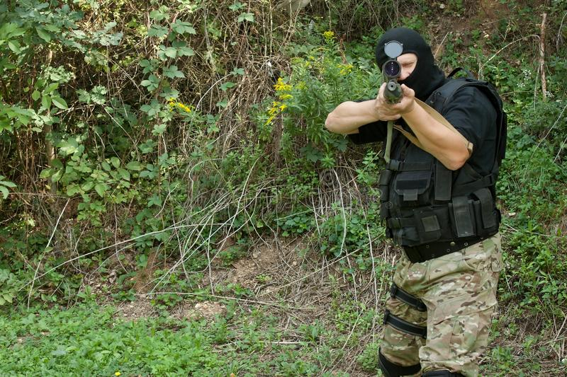 Download Special Forces Soldier Stock Photography - Image: 30361682