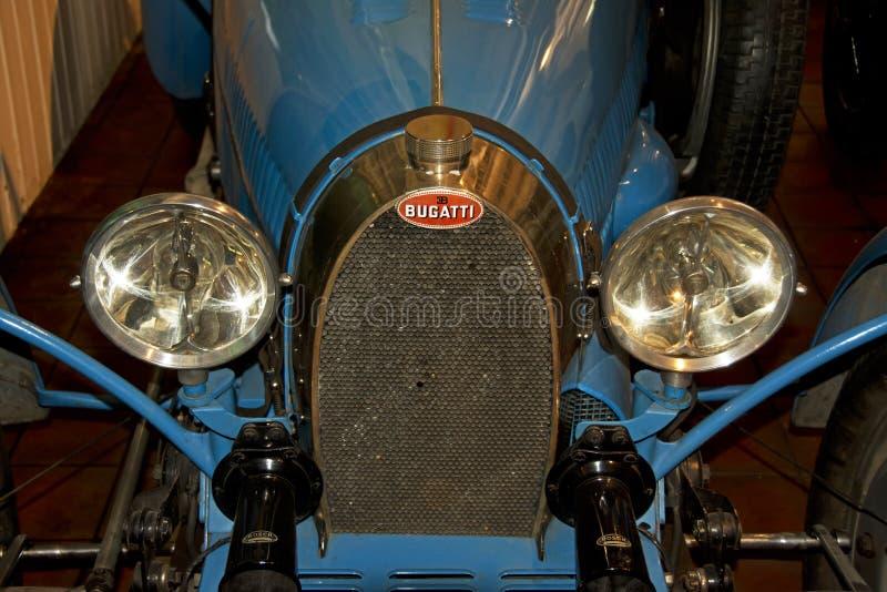 Special Halford Bugatti ab 1930 lizenzfreie stockfotos