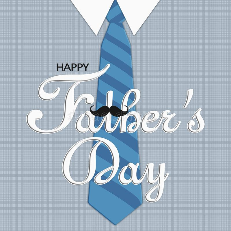 Special illustration for father`s day vector illustration