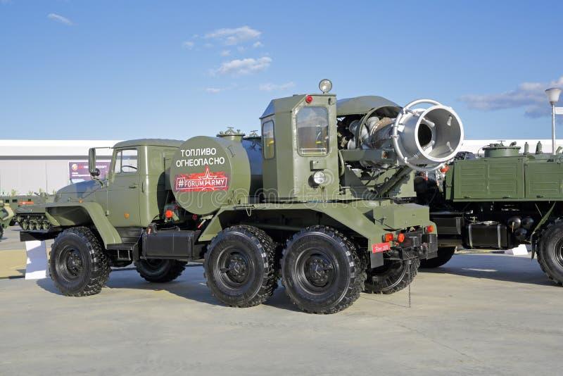 Special maskin TSM-65 arkivfoto