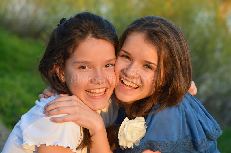 Special moments royalty free stock photography
