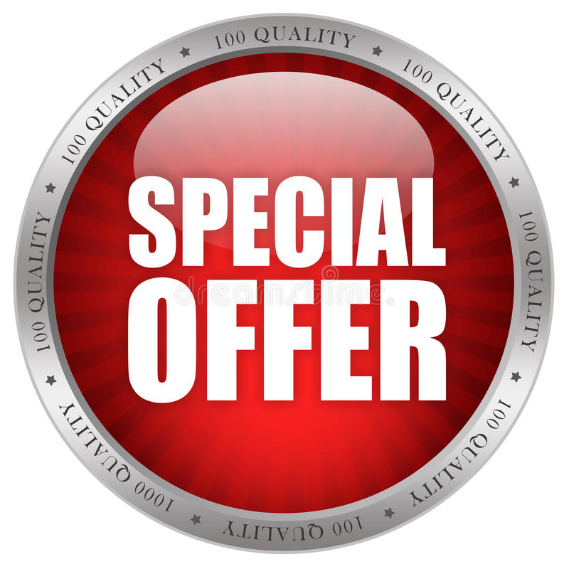 Free Special Offer Royalty Free Stock Photos - 20360788