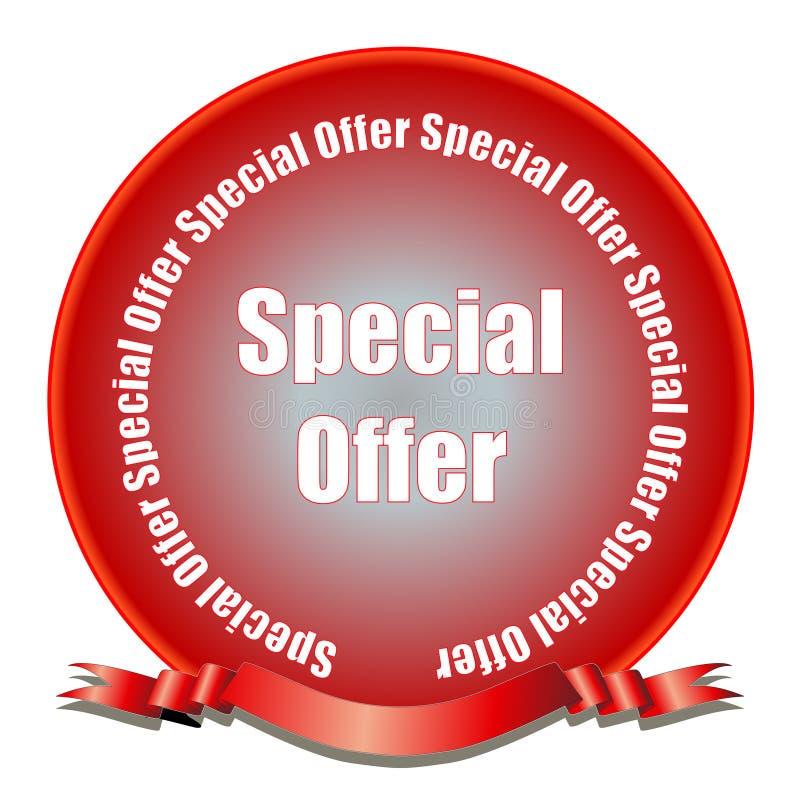 Download Special Offer Seal stock vector. Illustration of design - 7746660