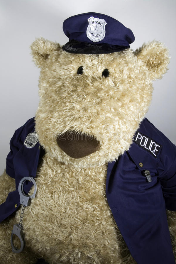 Special Police Stock Photography
