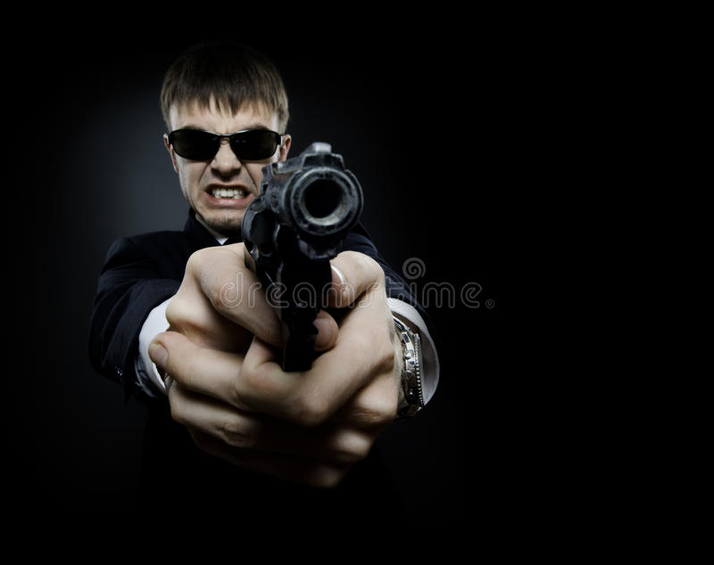 Special-service Agent Stock Photography