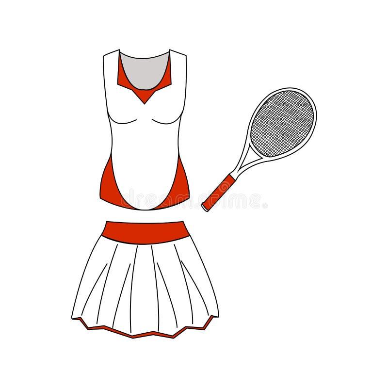 Download Special sportlikformig vektor illustrationer. Illustration av kläder - 106827814