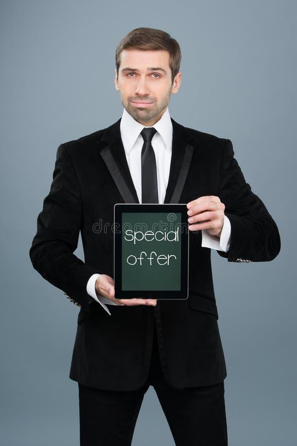 Speciale aanbieding stock fotografie
