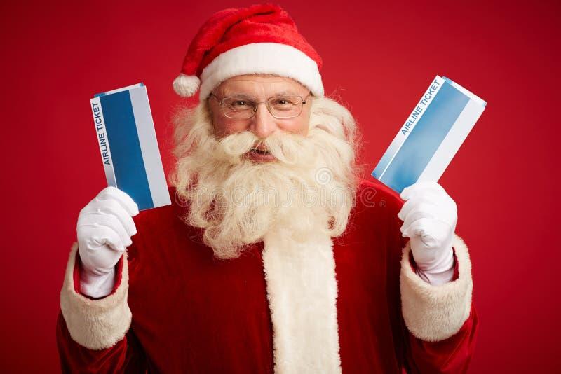 Speciale aanwezige Kerstmis stock afbeeldingen