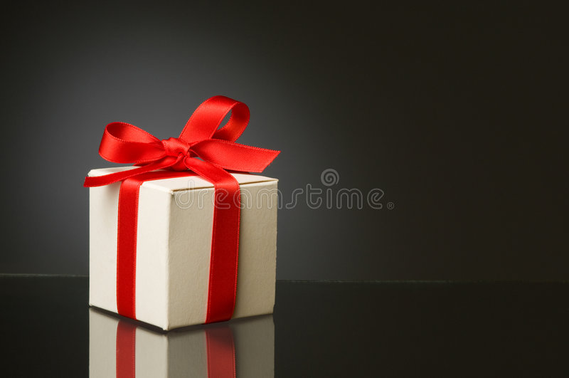 Speciale gift stock afbeelding