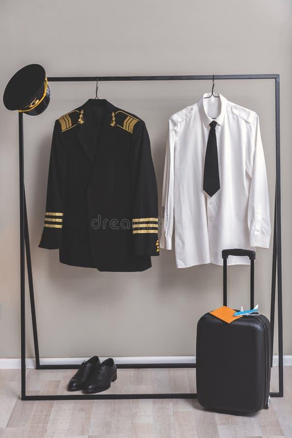 Speciale kledingstukken voor proef royalty-vrije stock fotografie