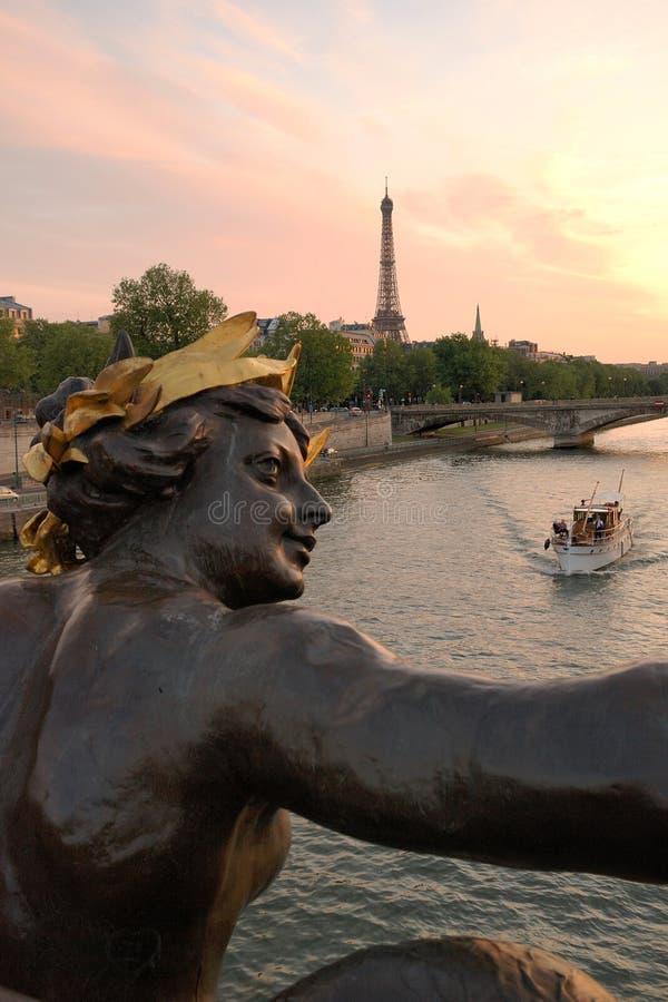 Specificerar av Paris royaltyfri foto