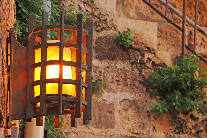Specjalna latarnia uliczna zdjęcie royalty free