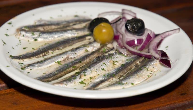 specjalność ryb fotografia stock