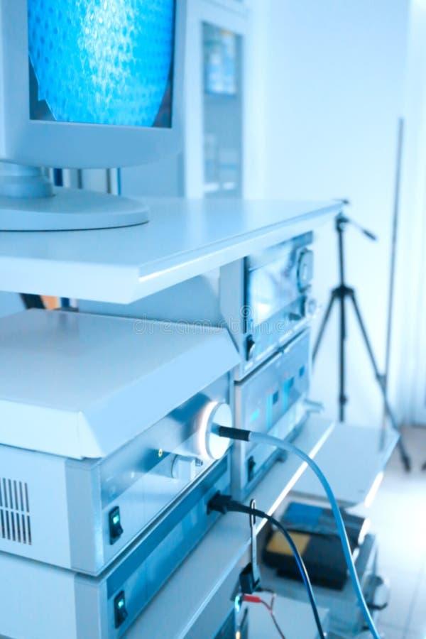 Specjalny sprzęt medyczny zdjęcia stock