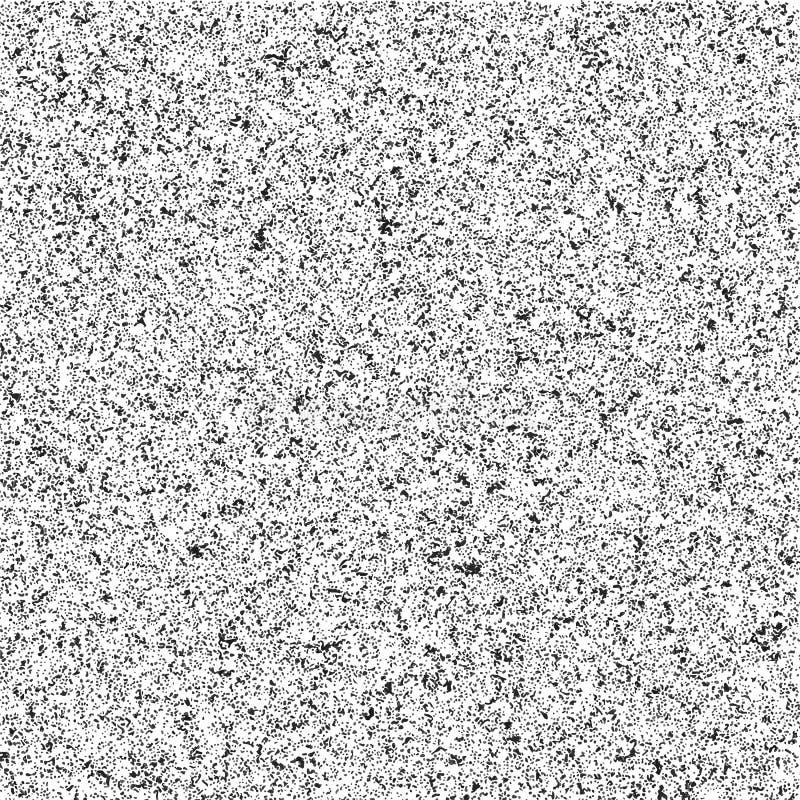Speckled pattern. Vector illustration. royalty free illustration