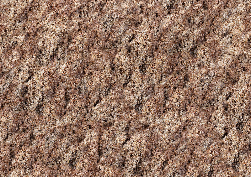 Speckled Sand Seamless Tile Pattern. Speckled sand-like, brown and beige, seamless background texture tile stock photography