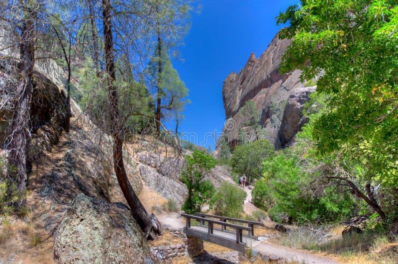 Spectaculaire Rotsvormingen bij Toppen Nationaal Park stock foto