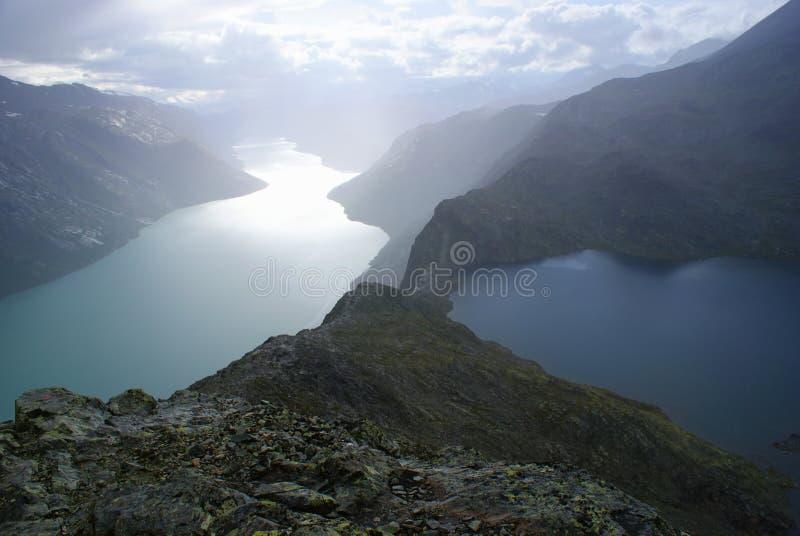 Download Spectacular View, Scandinavia Stock Photo - Image of reflection, bessegen: 28095386