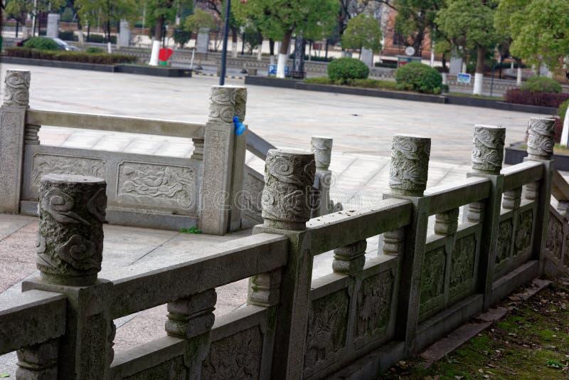 Spectre de découpage en pierre de modèle-Qingyun photos libres de droits