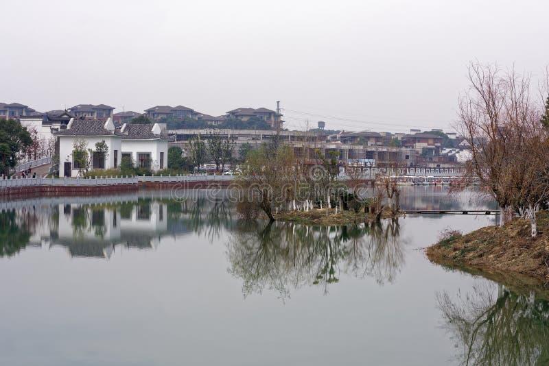 Spectre moyen de barre-Qingyun photo libre de droits