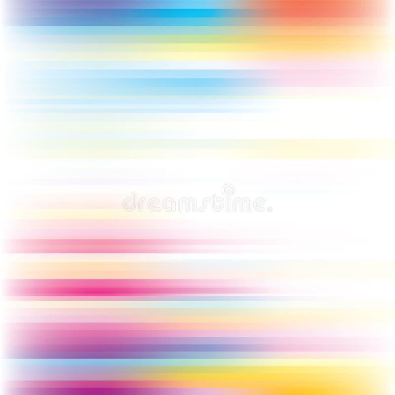 Spectrum stock illustratie