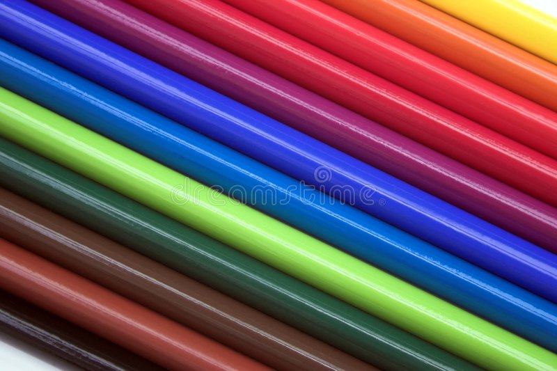Download Spectrum stock photo. Image of draw, colorful, colour, rainbow - 188562