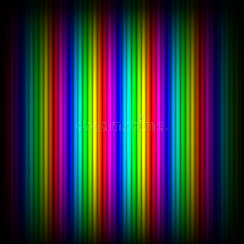 Download Spectrum stock illustration. Image of background, round - 22918318