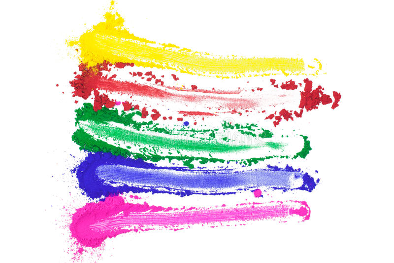 Spectrum Royalty Free Stock Image