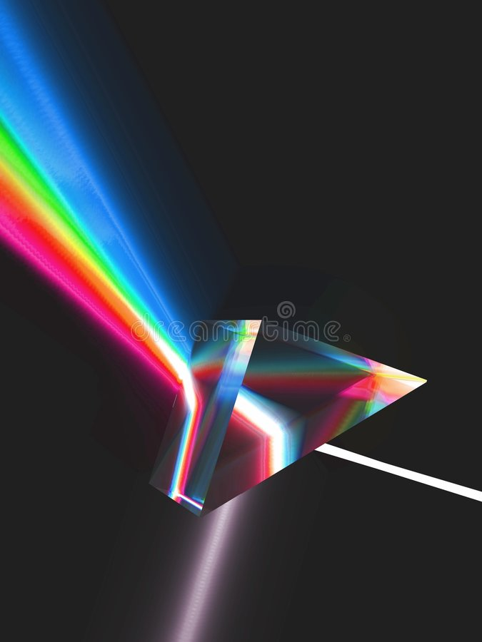 Spectrum vector illustratie