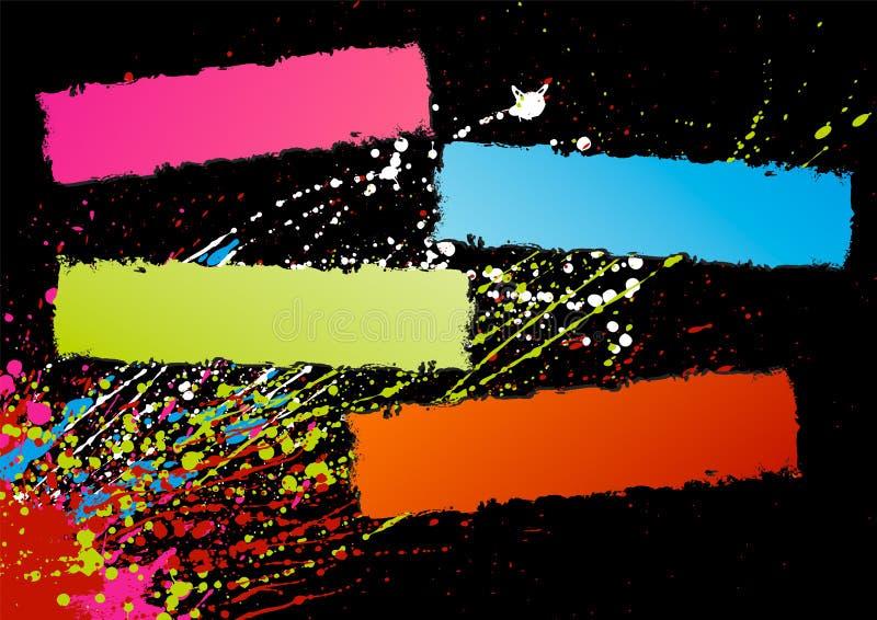 Download Spectrum frames stock vector. Illustration of background - 8896459