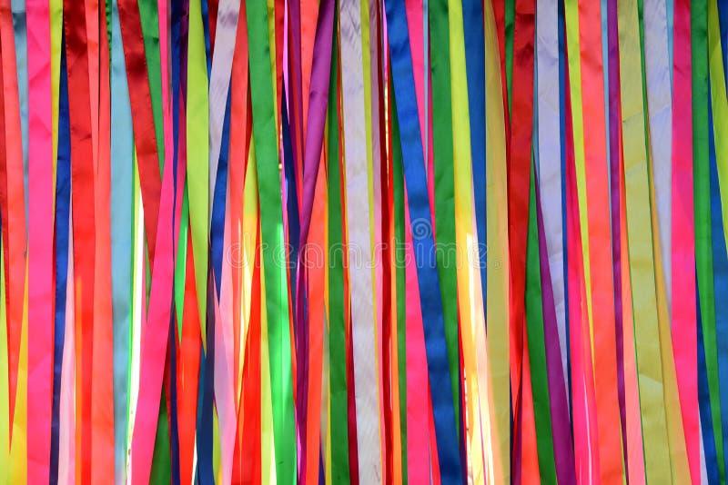 Spectrum van kleuren royalty-vrije stock afbeelding