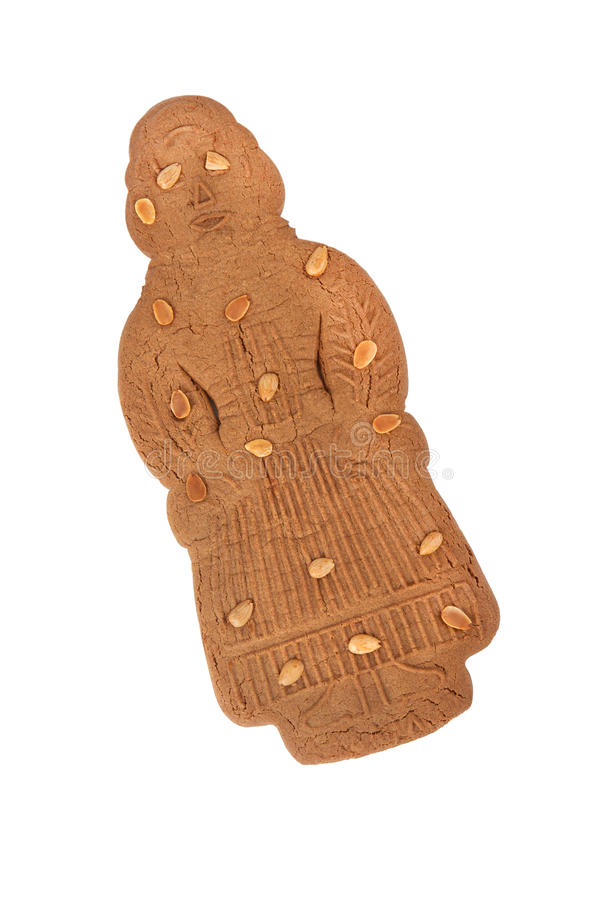 Free Speculaas Doll Royalty Free Stock Photos - 21706838