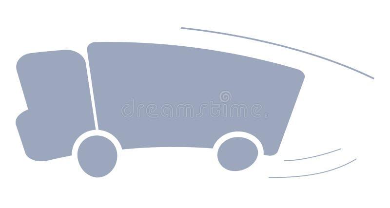 Spedition illustrazione vettoriale