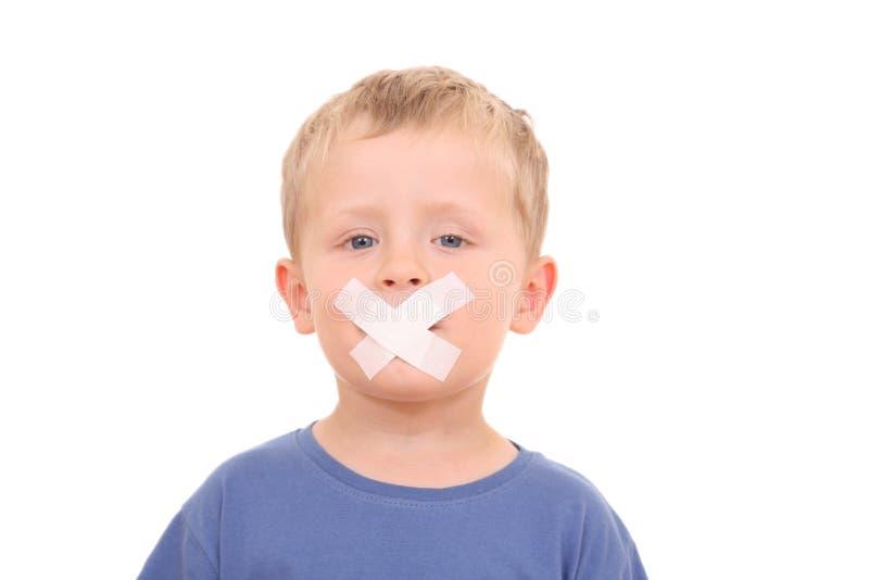 Download Speech-less Stock Photo - Image: 2937030