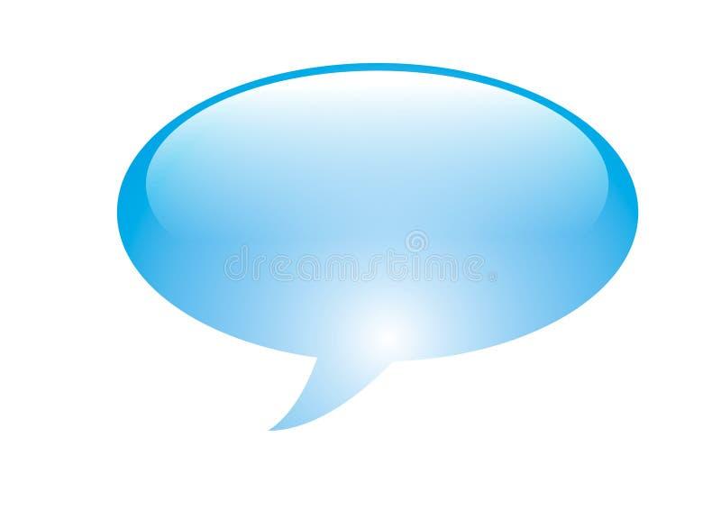 Download Speech balloon stock vector. Image of communication, comic - 1085823