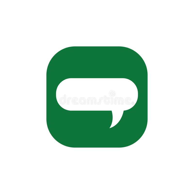 Speech bubble, speech balloon, chat bubble vector icon for apps and websites. Design, symbol, illustration, talk, speak, shape, communication, comic, dialog vector illustration