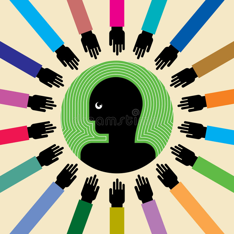 Download Speech Bubble With Together Stock Photo - Image: 28427720